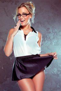 Фото девушка в сапогах Jenni Lynn из Playboy
