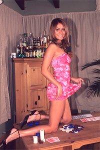 Винтажное фото порно с красоткой Eva Roberts