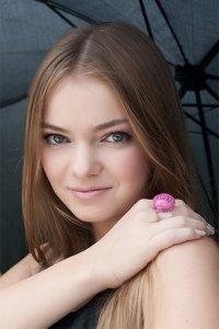 Фото красивая обнажённая девушка из России