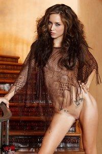 Фото горячая голая девушка