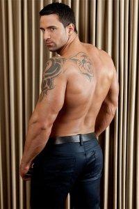 Фото красивый голый мужчина