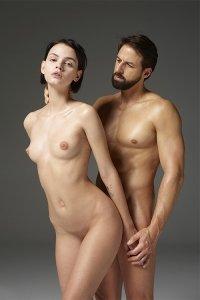 Голая пара